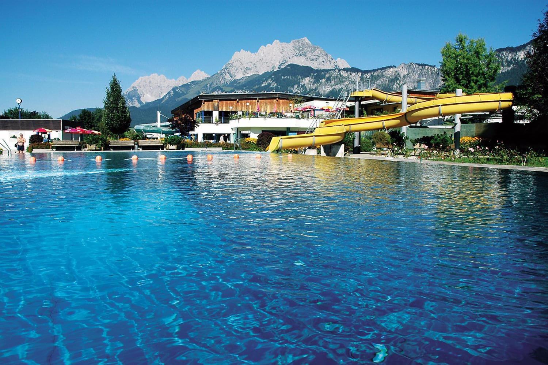Hotel Kaiserfels In St Johann In Tirol